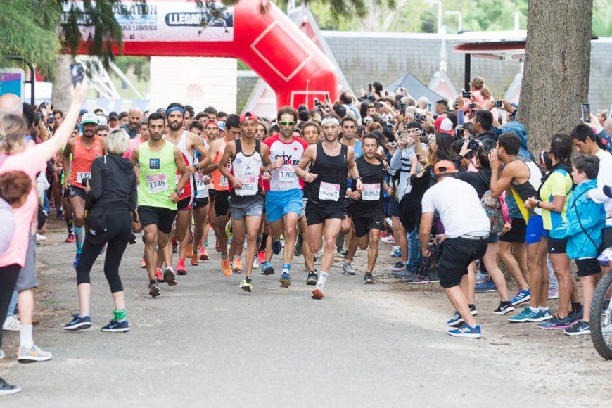 Una multitud corrió la Maratón Solidaria para el Hospital de Niños