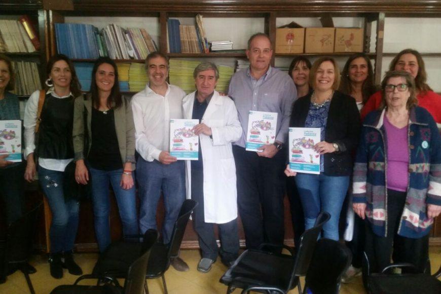 Vuelve a editarse LUDOVICA PEDIÁTRICA, la revista científica del Hospital