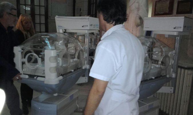 Nuevas incubadoras para la NEO