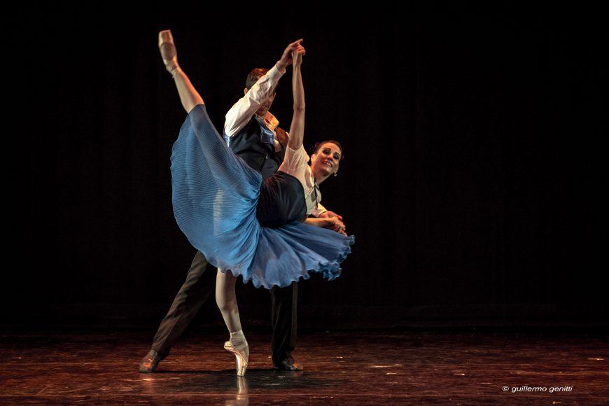 Una noche de ballet a beneficio