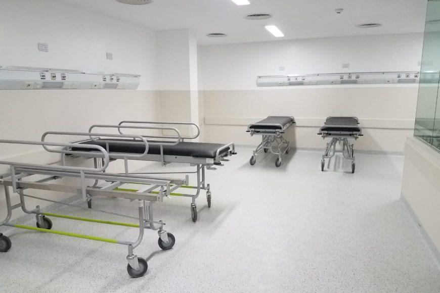 El hospital estrena quirófanos