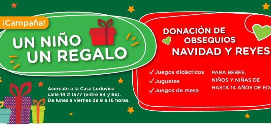 La Fundación lanza su campaña navideña