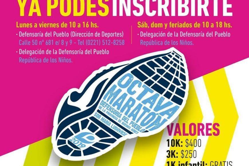 ¡Sumate a la Maratón Solidaria!