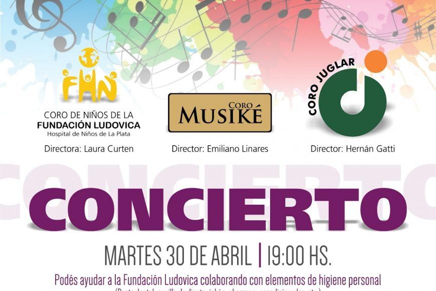Un concierto solidario