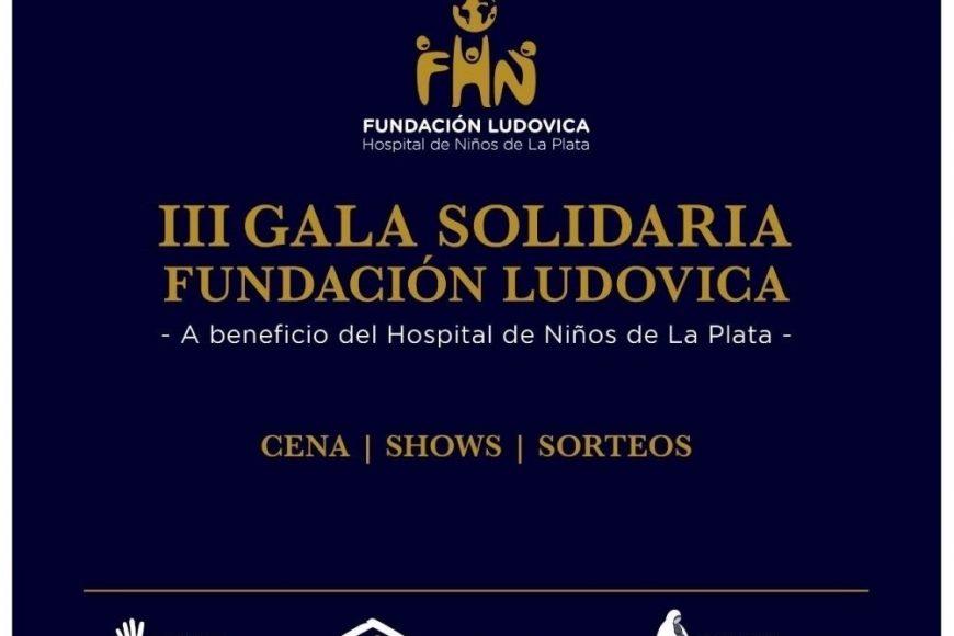 La Gala Solidaria, el 8 de octubre