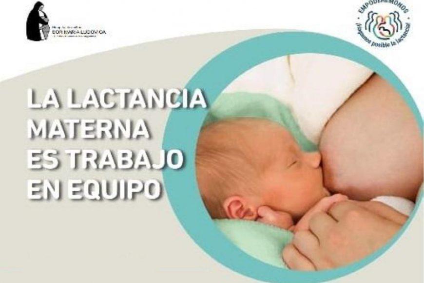 Jornadas de Lactancia Materna en el Hospital