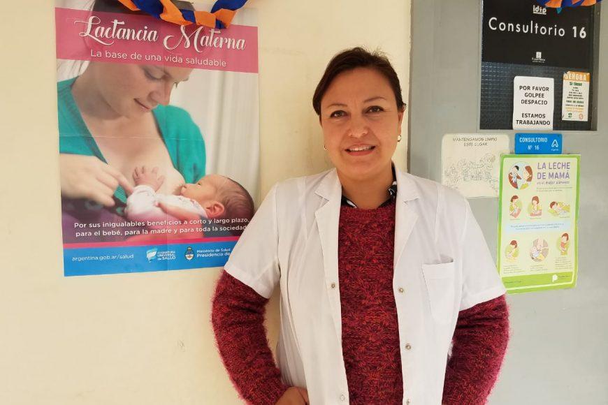El IDIP celebra la Semana Mundial de la Lactancia Materna
