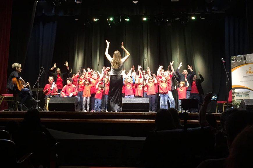 La Fundación Ludovica tuvo su gran noche musical