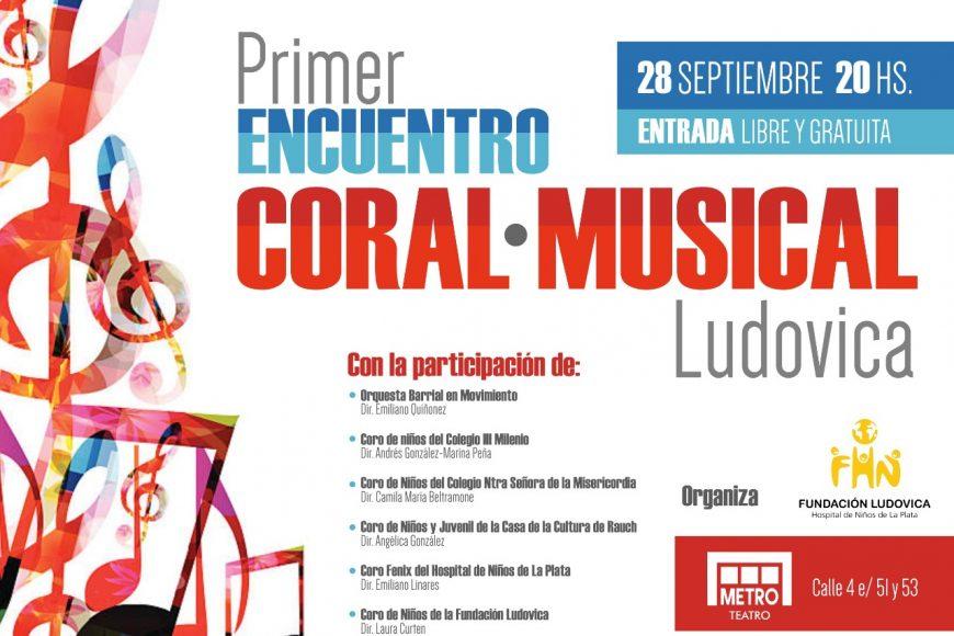 Primer Encuentro Coral Musical LUDOVICA