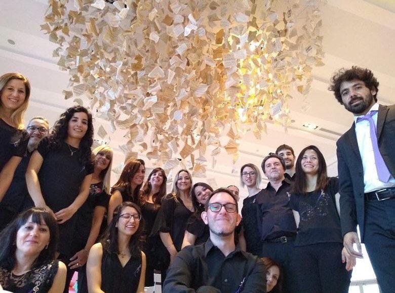 El Coro Fénix, de gira por San Juan