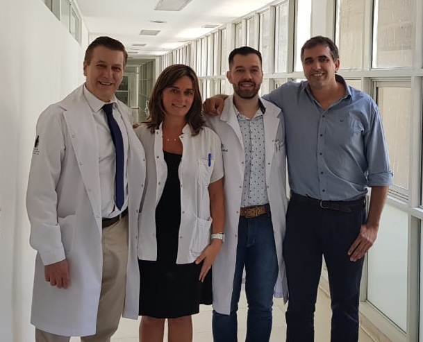 Epilepsia refractaria: realizan cirugías inéditas en el Hospital Ludovica