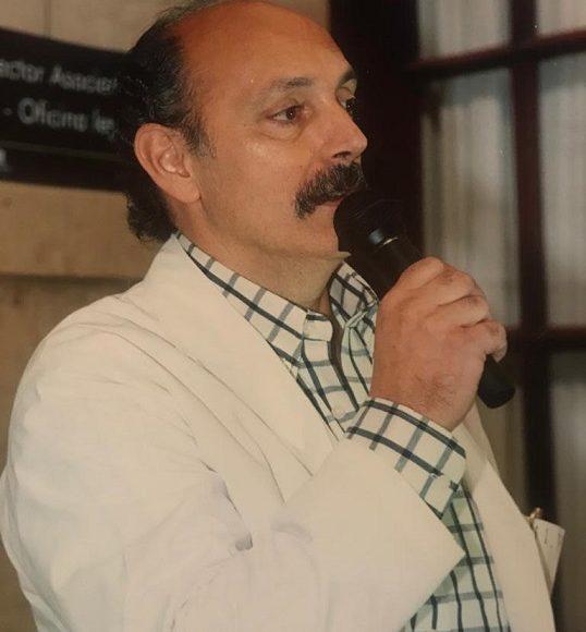 La Fundación Ludovica lamenta el fallecimiento del Dr. Néstor B. Perez