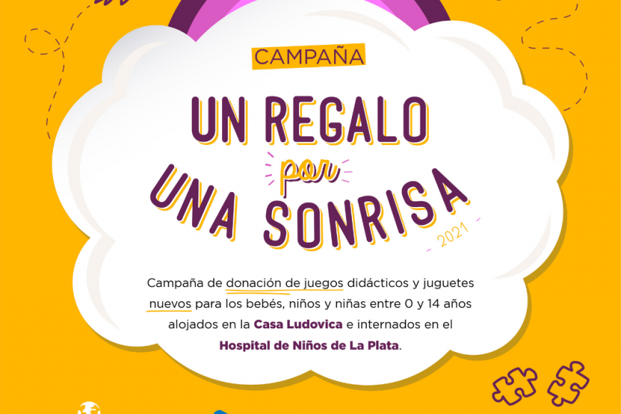 Campaña «Un regalo por una sonrisa»